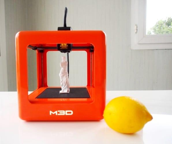 imprimante 3d pas chère M3D