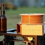 TOP 10 des filaments pour imprimantes 3D les plus insolites !