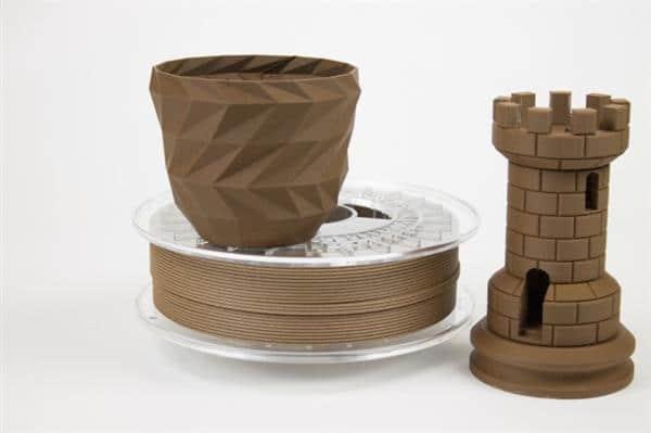Colorfabb dévoile CorkFill, un filament à base de liège !