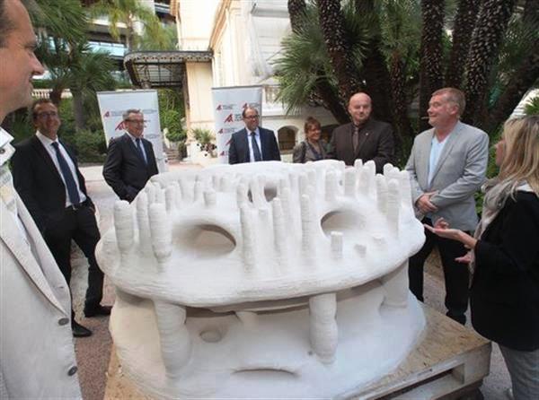 Monaco : bientôt des récifs coralliens imprimés en 3D !