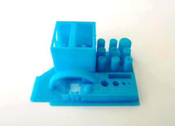 test m3d l 39 imprimante 3d de bethesda primante 3d. Black Bedroom Furniture Sets. Home Design Ideas