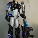 StarCraft : une costumière reproduit l'armure de Nova Terra par impression 3D