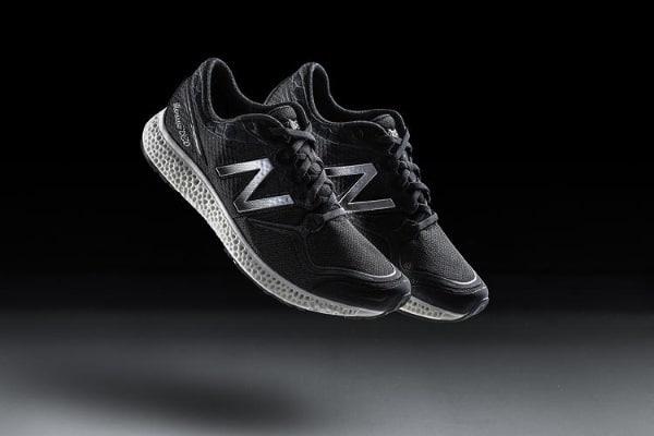 chaussures fabriquées par impression 3D