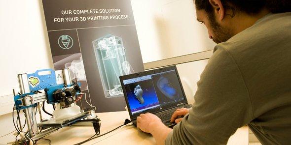 Eden 3D : Une start-up française qui révolutionne la podologie grâce à l'impression 3D !