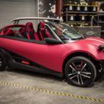 LM3D : la première voiture de série imprimée en 3D