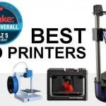 Les meilleures imprimantes 3D 2016 selon Make !