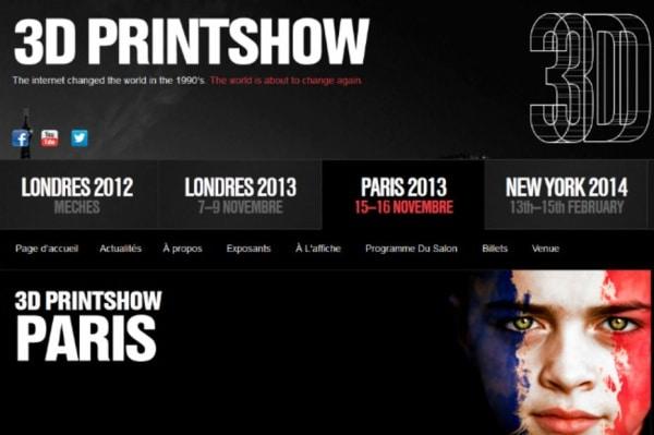 3D Printshow Paris : pourquoi c'est fini ?