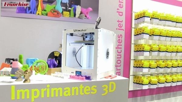Cartridge généralise son service d'impression 3D dans toute la France
