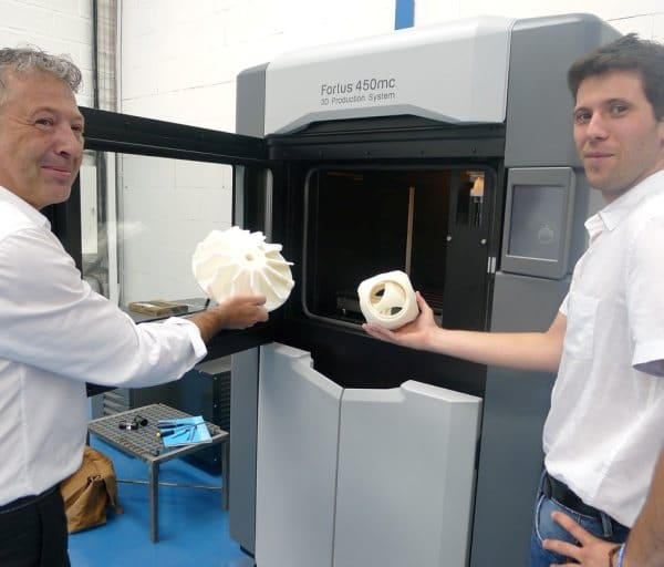 Interview BENNE : quand l'impression 3D donne un nouveau souffle à l'entreprise !