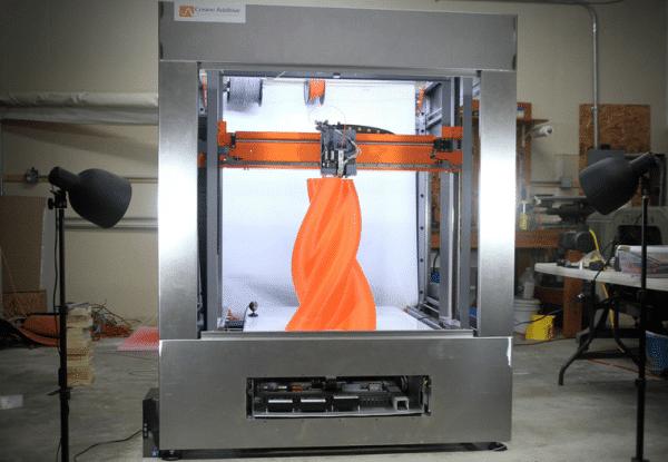 L'imprimante 3D XXL de Cosine Additive désormais disponible