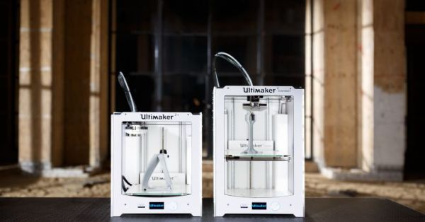 Ultimaker dévoile sa dernière génération d'imprimantes 3D !