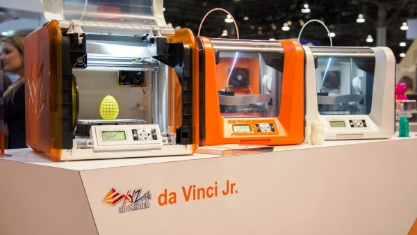 Qui sont les plus gros vendeurs d'imprimantes 3D en 2015 ?