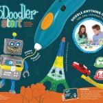 3Doodler Start : un nouveau stylo d'impression 3D dédié aux enfants !