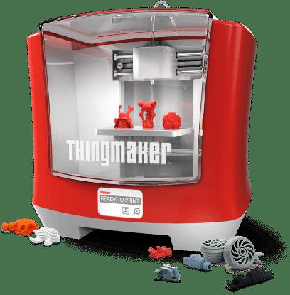 Mattel lance sa propre imprimante 3d pour enfants - Imprimante 3d enfant ...