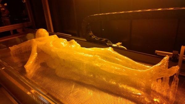 momie Ötzi impression 3d