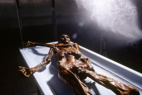 momie Ötzi