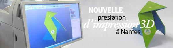 Rencontre avec Helio Graphic, une entreprise nantaise qui a fait le pari de l'impression 3D couleur !