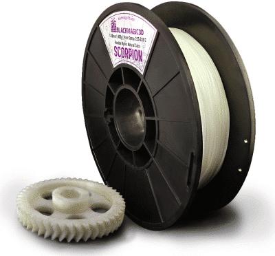 Graphene 3D Lab lance un nouveau filament nylon