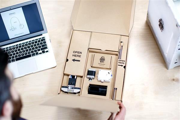 Ultimaker propose un kit de mise à jour pour ses imprimantes 3D UM2 et Extented