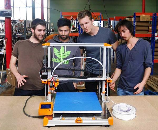 Dagoma dévoile «Explorer 350 bêta», une imprimante 3D professionnelle grand volume