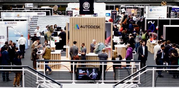 Additive manufacturing europe rencontre avec le plus for Salon impression 3d