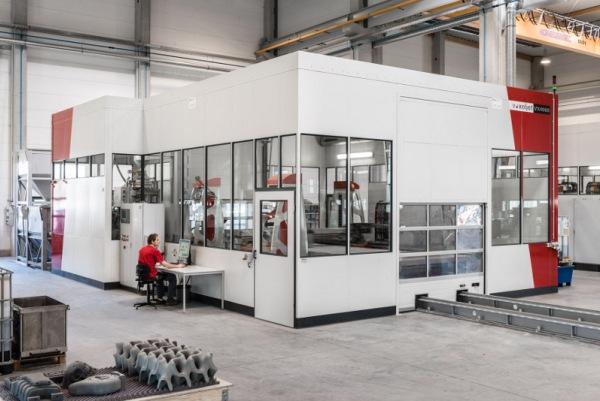 VX4000 : Voxeljet lance le plus grand système d'impression 3D industrielle aux USA