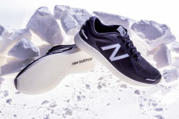 New Balance annonce la mise en vente de ses chaussures imprimées en 3D