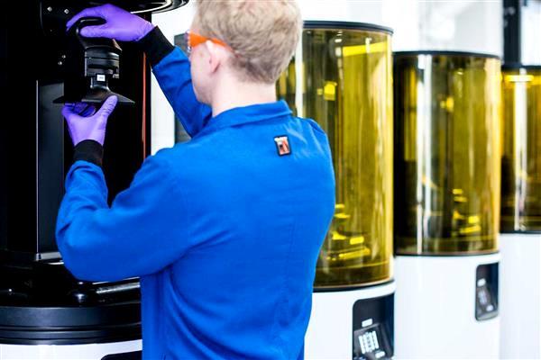 Carbon3D dévoile «M1» sa première imprimante 3D commerciale