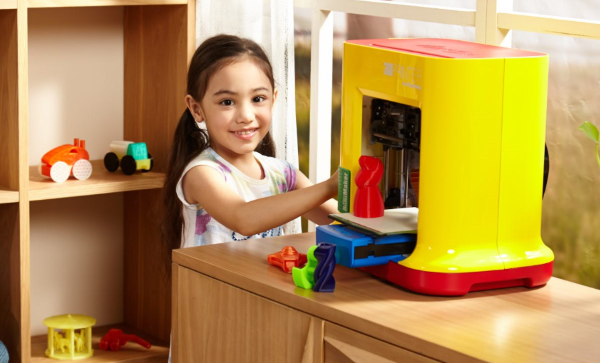 imprimante 3D Da Vinci miniMaker