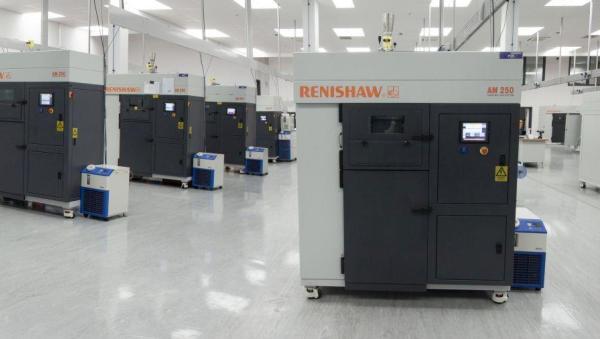 Renishaw inaugure un centre d'impression 3D en Inde