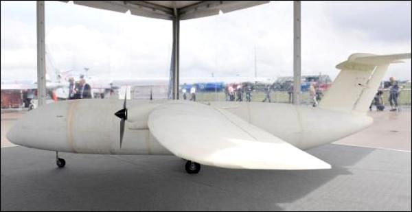 Airbus dévoile un drone de 4 m imprimé en 3D !