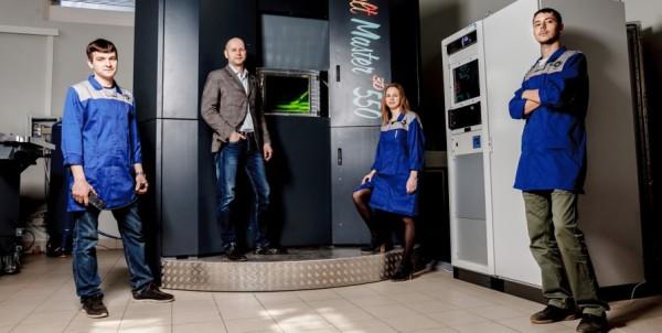 La Russie dévoile son premier système d'impression 3D métallique