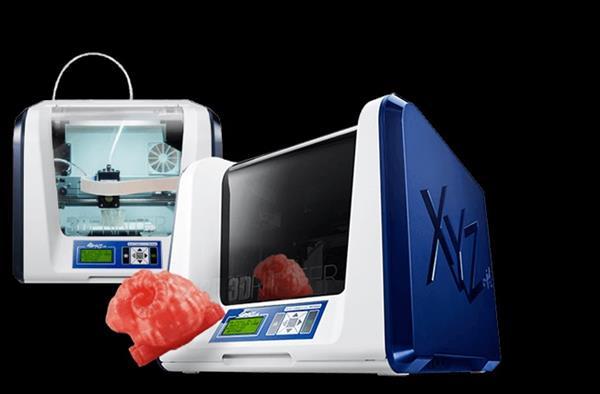 XYZprinting lance une imprimante 3D «3 en 1» avec scanner + graveur