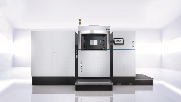 EOS lance son système d'impression 3D laser le plus rapide et le plus puissant