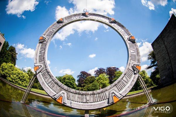 Stargate : une reproduction imprimée en 3D de la Porte des étoiles !