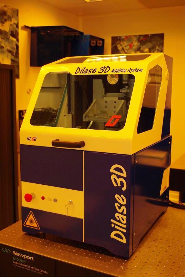 imprimante 3d Dilase 3D