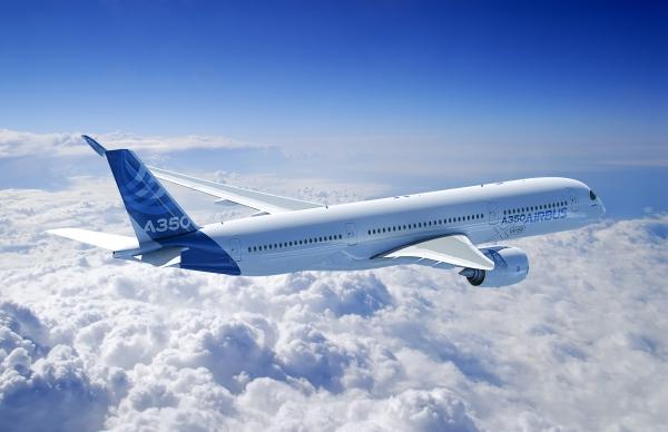 Airbus standardise la résine d'impression 3D de Stratasys pour l'A350 !