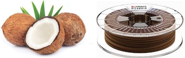 filament noix de coco