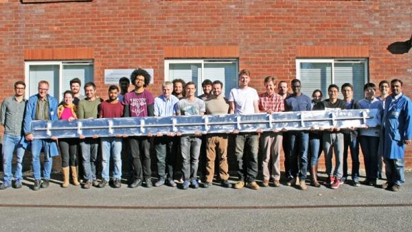 L'Université de Cranfield dévoile la plus grande pièce en métal jamais imprimée en 3D !