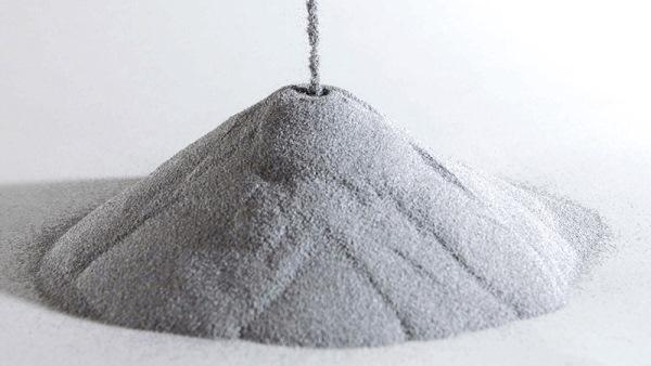 poudre-metal