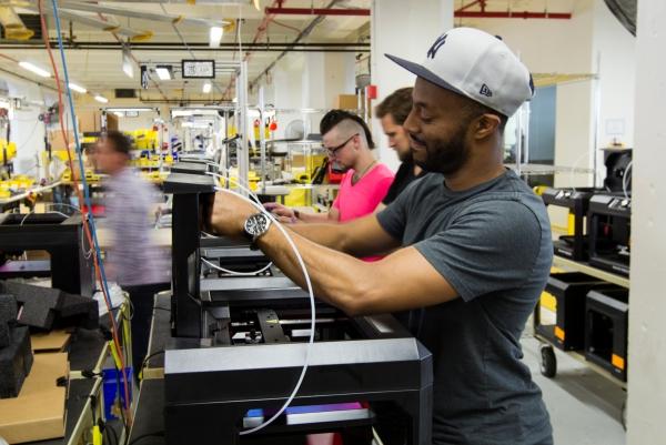 Les ventes d'imprimantes 3D vont doubler en 2016 !