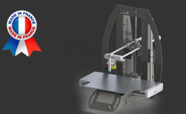 imprimante 3D française lutin de PNX
