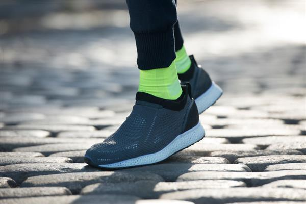 nouvelles chaussures imprimées en 3D de New Balance MS066