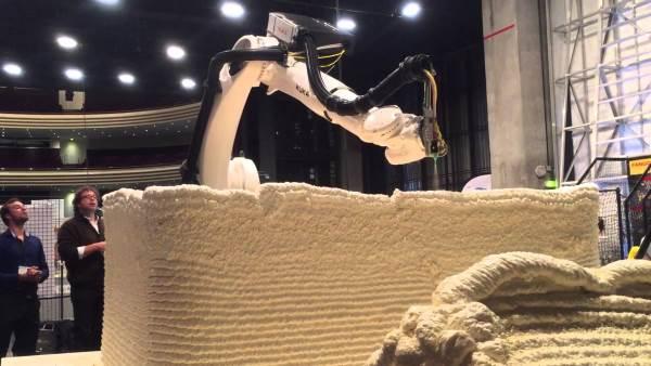 Nantes : bientôt le premier logement habitable imprimé en 3D !