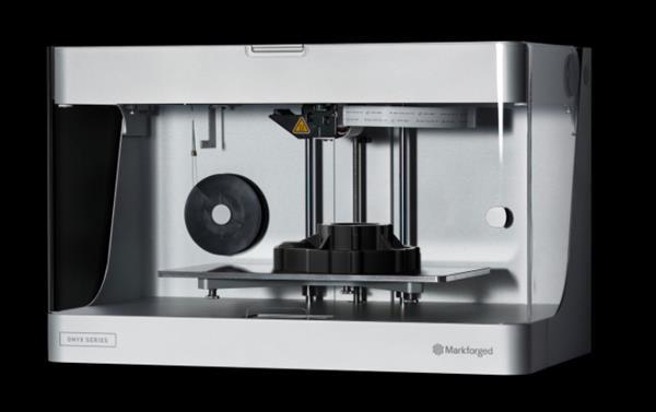 Markforged lance une nouvelle imprimante 3D carbone plus accessible