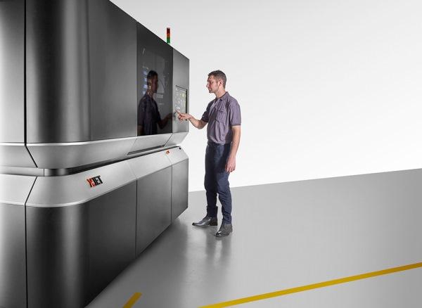 XJet dévoile son système d'impression 3D à jet d'encre métallique !