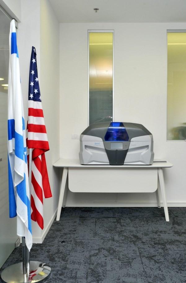 Imprimante 3D électronique :  Nano Dimension livre l'une des plus grandes entreprises de défense au monde