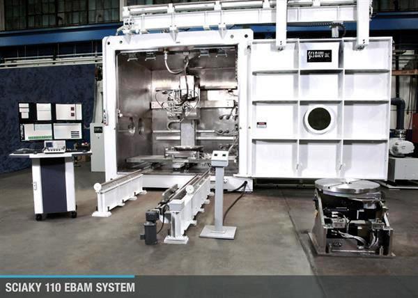 Airbus commande une imprimante 3D métal à l'américain Sciaky !
