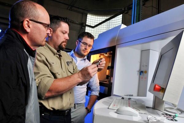 Fabrication additive métallique : un programme de formation pour les PME !