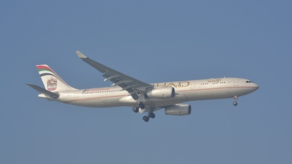 avion Etihad
